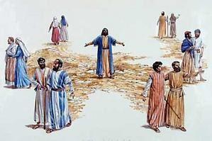15° dimanche du Temps ordinaire B (Marc 6, 7-13) (DiMail 79)