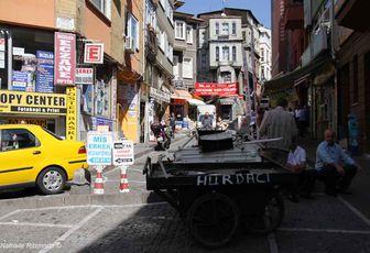 Hurdacı, le marchand de bric-à-brac