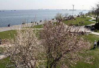 Dimanche printanier à Istanbul