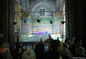 Début du tournage d'un film sur Shams de Tebriz en mars 2012