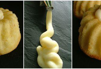 Petits gâteaux à l'huile d'olive d'après Thierry Marx (au TM31)