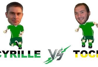... CYRILLE.C vs. TOCH