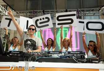 Tiësto photos - Intervention Hard Rock Hotel / San Diego 20 may 2012