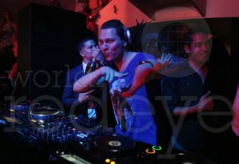 Tiësto photos: LIV Miami for Guess night - 08 dec 2012