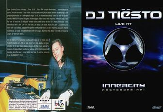 Tiësto DVD: Live at Innercity
