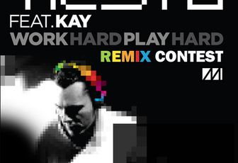 Tiësto, le gagnant du remix - Work Hard, Play Hard