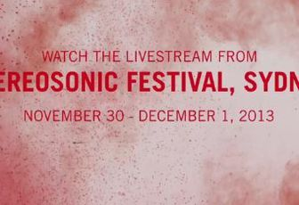 (RED) #danceRED - Watch The Livestream From Stereosonic November 30th & December 1st 2013