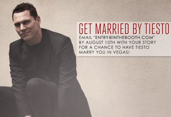 Mr and Mrs Blaine Sullivan are officially married by Tiësto, photos! [ @Kristyn05 @IAMbionix @tiesto ]