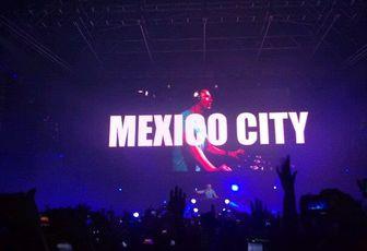 Tiësto photos: Expo Bancomer - Mexico city /Mexico 30 sept 2011