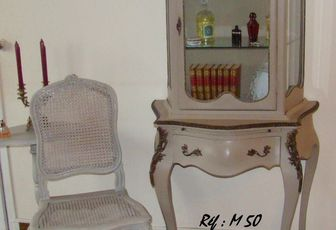M50 - Meuble vitrine Louis XV