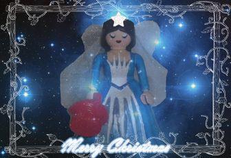 Bonnes Fêtes à toutes et à tous