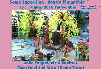 Mon 1er diorama présenté à Mont Saint Eloi 2010...