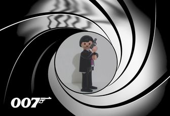 My name is BOND...