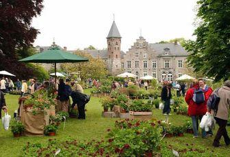 Ce week-end: fête des plantes à Beez (Belgique)