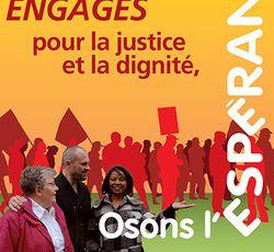 RENCONTRE NATIONALE DE L'ACO (ACTION CATHOLIQUE OUVRIERE) A ANGERS