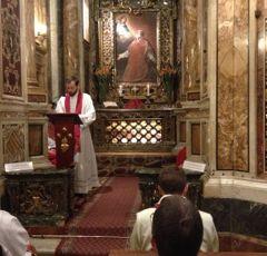 A ROME, AVEC LES JEUNES PRETRES DU DIOCESE : DEUXIEME JOURNEE