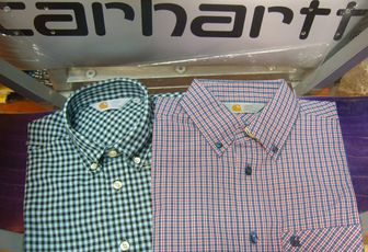 Carhartt Summer Shirt and Tee