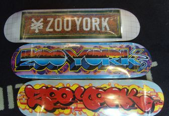 New Boards Girl, Almot & ZooYork !