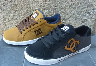 NEW DC SHOES !