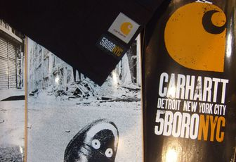 Carhartt X 5Boro !