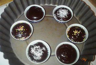 Crème épaisse au chocolat