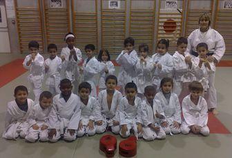 L'école de Karaté de la MJC