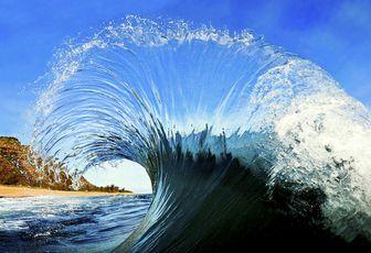 Sara : ET JE SURFE SUR LA VAGUE (pas dedans)