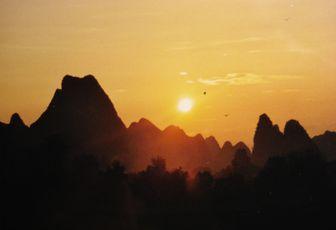 Le Guangxi (广西) – Guilin – Yangshuo – Longji