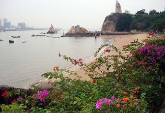 Le Fujian, Gu Lang Yu, entre Chine et Occident