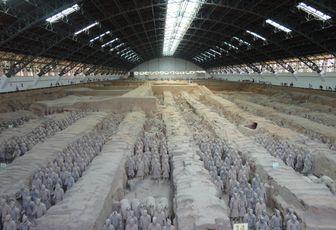 Xi'an (西安) , Sha'anxi, Chine - C'était un beau voyage (11)