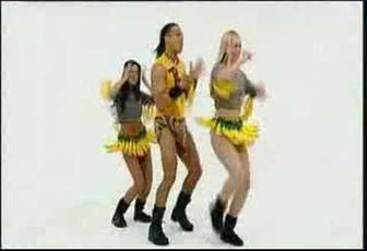CRAZY BANANA GIRLS - CRAZY BANANA