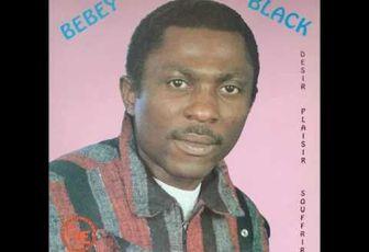 BEBEY BLACK - DESIR, PLAISIR, SOUFFRIR