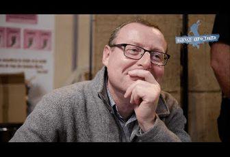 Consigne de vote de Pierre Hillard aux municipales : du papier toilette usagé !