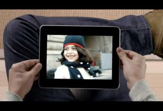 Ipad: pub officielle