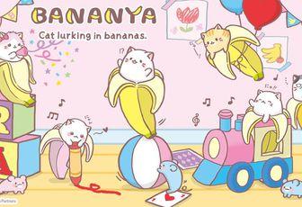 Bananya - 09 vostfr