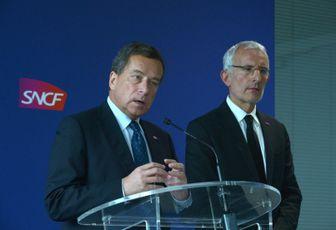 Démission à SNCF Réseau