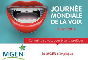 16 avril : journée mondiale de la voix