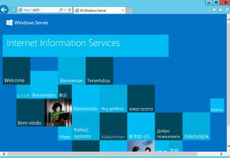 How to create website on IIS in Windows Server...
