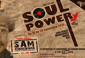 Festival Soul Power Kongo 2016