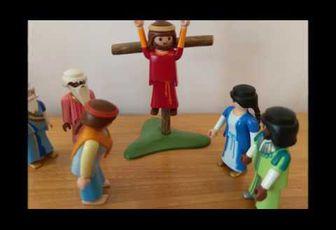 """Vidéo """"Raconte-moi la Bible"""" : la semaine sainte"""