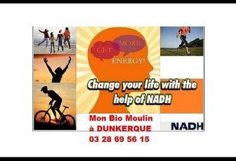 NADH + L.Taurine + L.Carnitine à Dunkerque