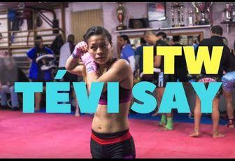 Rencontre avec Tévi Say, professeure de MMA