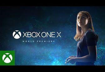ACTUALITE : #Microsoft dévoile la #XboxOneX et 42 nouveaux jeux dont 22 exclus! Infos et trailers