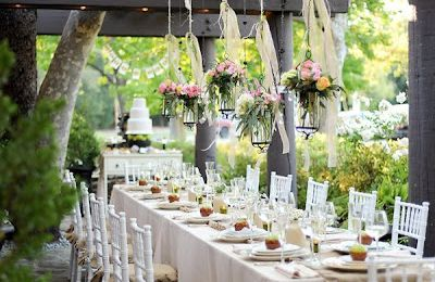 Country Fun Wedding Decoration Ideas