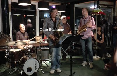 Jazz Funk Tribute To Cannonball Adderley and Lutz Büchner With NDR Horns Jon Hammond Band