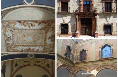 LUCENA (Córdoba) Palacio de Sta. Ana, Cueva del Ángel y Reenterramientos Judíos.