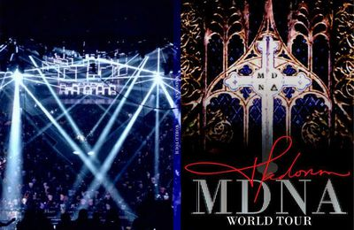 Madonna / MDNA Tour - Booklet