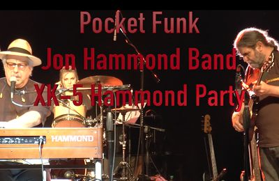 Huge MPEG4 File Hammond Party Night Pocket Funk Shaking Out The New XK 5 Organ In Nashville