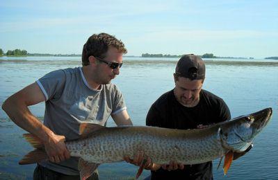 Crinqué de pêche