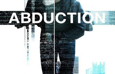 Nuevo Póster de Abduction con Taylor Lautner